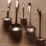 Object of the Day – Antique Ladles