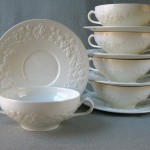 Object of the Day – Cream Soup Bowls