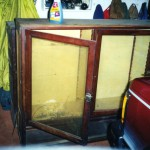 Before & After – A Pharmaceutical Cabinet to Hold China