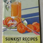 A Vintage-Inspired Brunch with a Jadite Sunkist Juicer