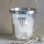 Object of the Day – Silver Overlay Ice Bucket