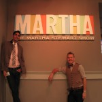 Behind the Scenes of the Blogging Show on MARTHA