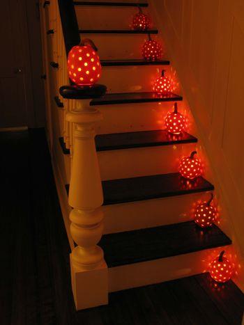 CarvedPumpkins.Stair