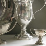 Object of the Day – Antique Silver Trophies