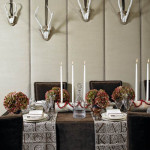Two Thanksgiving Table Ideas