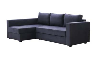 Since A Professional Reupholstery Job Would Have Cost More Than The Sofa Itself Jordan Went Looking For Next Best Thing At Bemz An Online Retailer