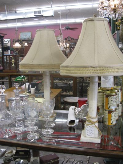 MarbleLamps