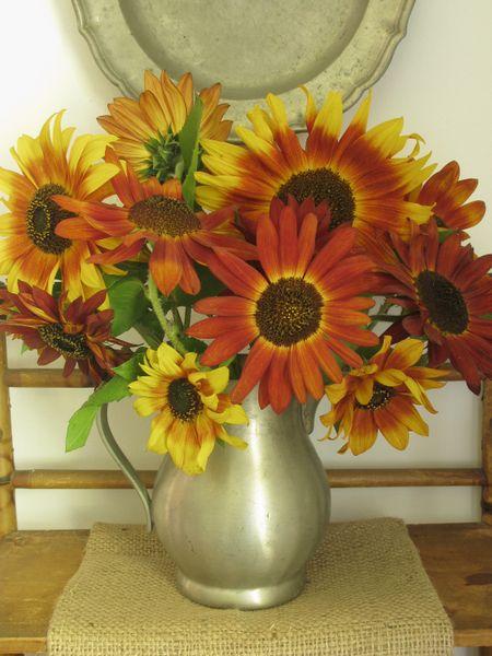 SunflowersVase
