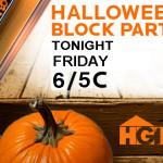 Tonight on HGTV!