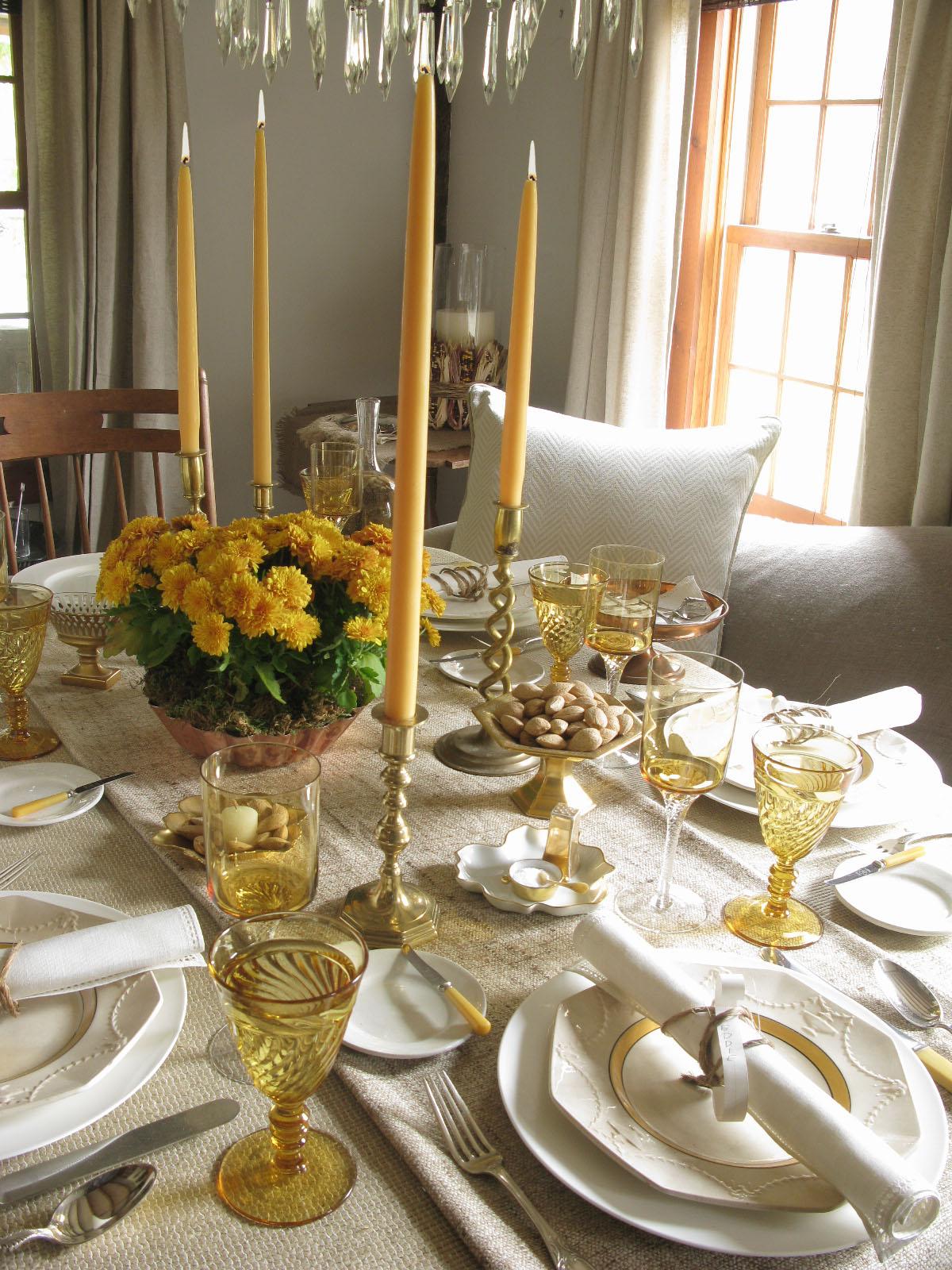 187 An Amber Hued Thanksgiving