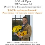 You're Invited: Date Night at Interiors Marketplace