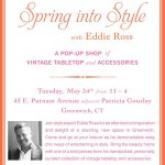 You're Invited: Spring into Style