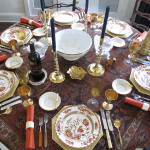 Our <emm>Thanksgiving Table</emm>