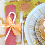 A Holiday Table Setting for <emm>Casa Sugar</emm>
