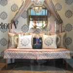 A Moroccan-Inspired Window for Carleton V