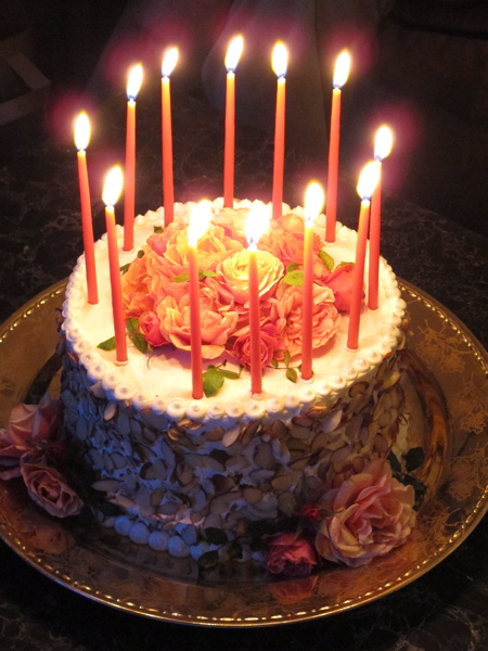 A Birthday Cake For Jaithan S Mother