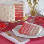 <emm>Pink</emm> Ombre Cake