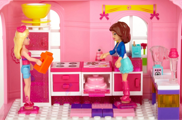 BarbieKitchen
